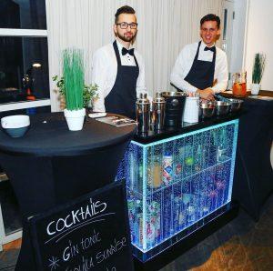 Cocktailbar en bartenders, cocktail catering